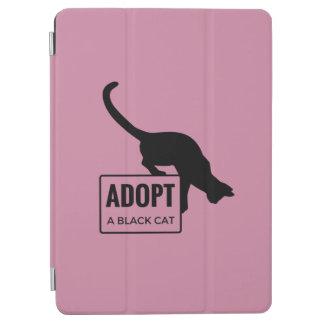 Adopte un gato negro cover de iPad air