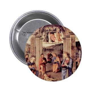 Adoración de los pastores de Perugino Pedro Pin
