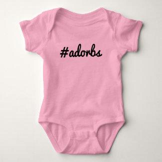 #Adorbs Body Para Bebé