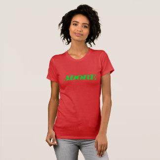 Adore la camiseta para mujer