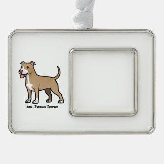 Adorno Americano Pitbull Terrier