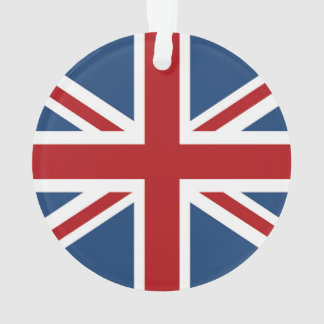 Adorno bandera clásica de Union Jack Reino Unido