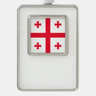 Adorno Bandera de Georgia