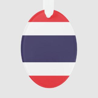 Adorno Bandera de Tailandia