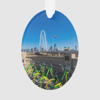 Adorno Bicicletas y Dallas