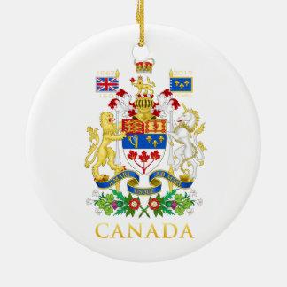 Adorno De Cerámica 150a celebración del cumpleaños de Canadá