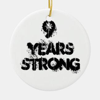 Adorno De Cerámica 9 años de recuperación fuerte
