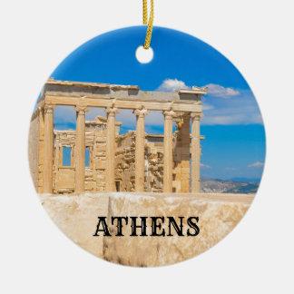 Adorno De Cerámica Acrópolis en Atenas, Grecia