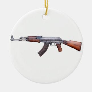 ADORNO DE CERÁMICA AK-47
