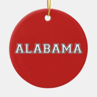 Adorno De Cerámica Alabama