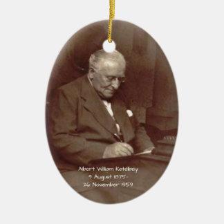 Adorno De Cerámica Albert Guillermo Ketelbey