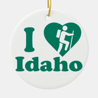 Adorno De Cerámica Alza Idaho