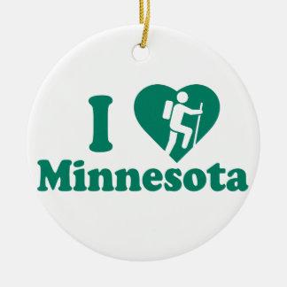 Adorno De Cerámica Alza Minnesota
