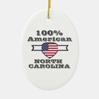 Adorno De Cerámica Americano del 100%, Carolina del Norte