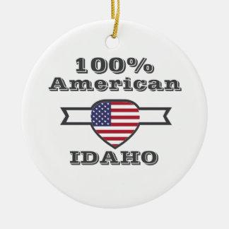 Adorno De Cerámica Americano del 100%, Idaho