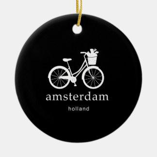 Adorno De Cerámica Amsterdam