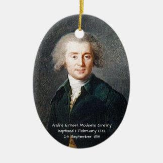 Adorno De Cerámica André Ernesto Modeste Gretry