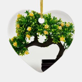 Adorno De Cerámica Árbol de los bonsais