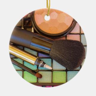 Adorno De Cerámica Artista de maquillaje