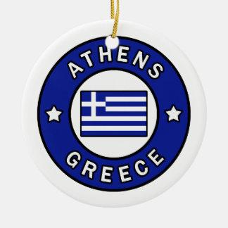 Adorno De Cerámica Atenas Grecia