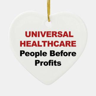 Adorno De Cerámica Atención sanitaria universal