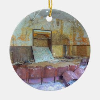 Adorno De Cerámica Auditorio 01,0, lugares perdidos, Beelitz