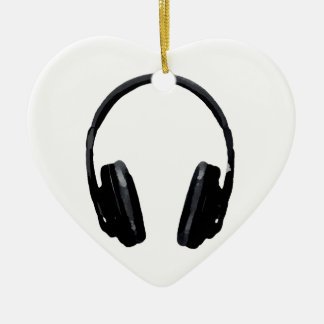 Adorno De Cerámica Auricular del arte pop
