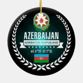 Adorno De Cerámica Azerbaijan
