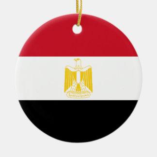 Adorno De Cerámica ¡Bajo costo! Bandera de Egipto