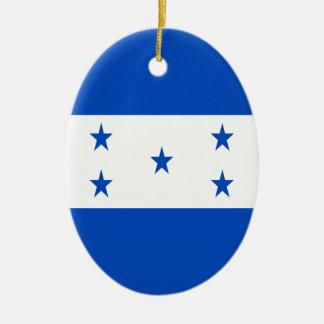 Adorno De Cerámica ¡Bajo costo! Bandera de Honduras