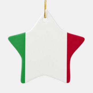 Adorno De Cerámica ¡Bajo costo! Bandera de Italia