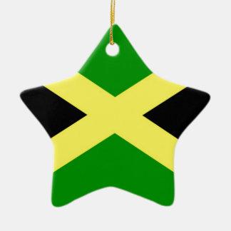 Adorno De Cerámica ¡Bajo costo! Bandera de Jamaica