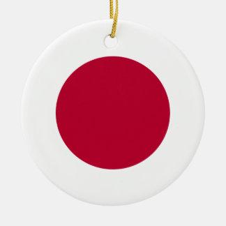 Adorno De Cerámica ¡Bajo costo! Bandera de Japón