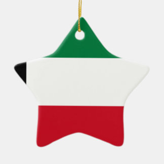 Adorno De Cerámica ¡Bajo costo! Bandera de Kuwait