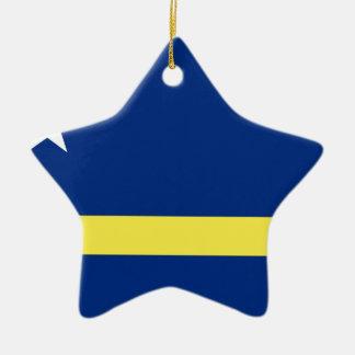 Adorno De Cerámica ¡Bajo costo! Curaçao señala por medio de una