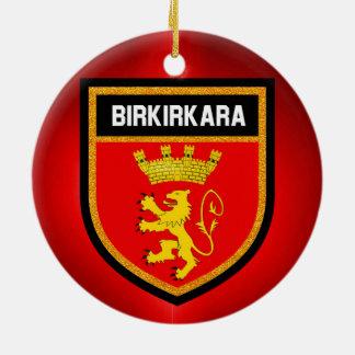 Adorno De Cerámica Bandera de Birkirkara
