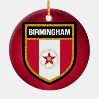 Adorno De Cerámica Bandera de Birmingham