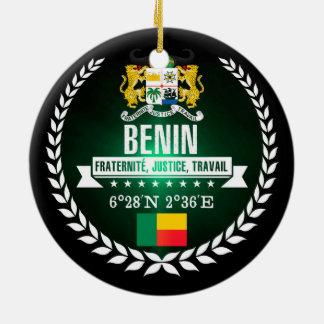 Adorno De Cerámica Benin