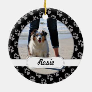 Adorno De Cerámica Bennett - mini australiano - Rosie - playa de