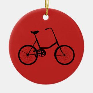 Adorno De Cerámica Bicicleta personalizada