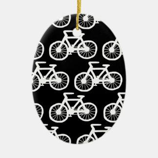 Adorno De Cerámica Bicicletas