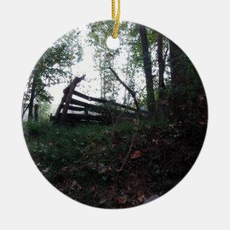 Adorno De Cerámica Bosque encantado