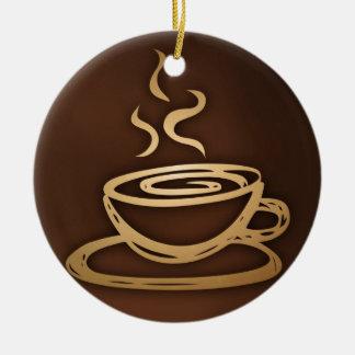 Adorno De Cerámica Café en mi taza