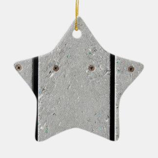 Adorno De Cerámica Calzada mezclada del tablón de la resina plástica