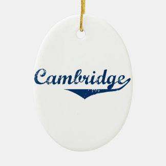Adorno De Cerámica Cambridge
