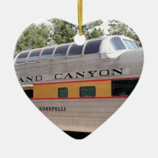 Adorno De Cerámica Carro ferroviario del Gran Cañón, Arizona