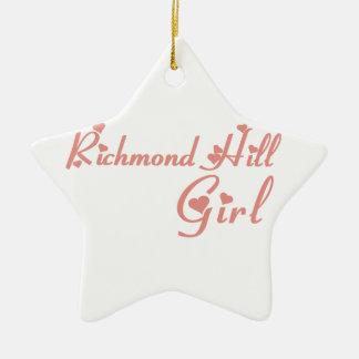 Adorno De Cerámica Chica de Richmond