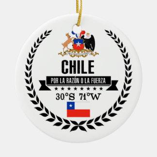 Adorno De Cerámica Chile