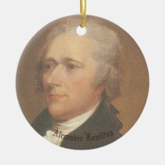 Adorno De Cerámica Círculo Ornamant de Hamilton