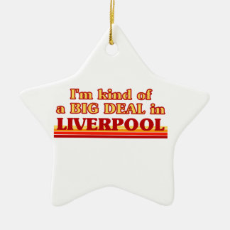 Adorno De Cerámica Clase de I´m de una gran cosa en Liverpool